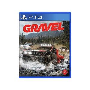 Gravel - Usado - PS4