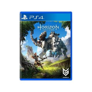Horizon Zero Dawn - Usado - PS4