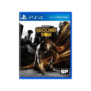 InFAMOUS: Second Son - Usado - PS4