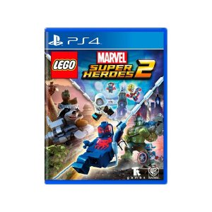 LEGO Marvel Super Heroes 2 - Usado - PS4
