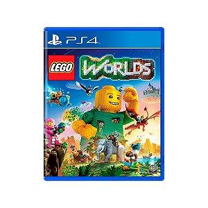 LEGO Worlds - Usado - PS4