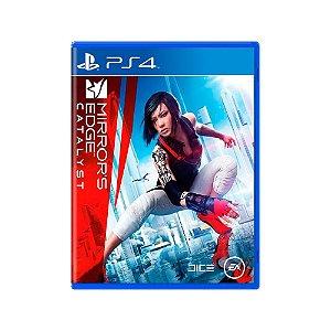 Mirror's Edge Catalyst - Usado - PS4