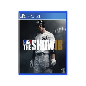 MLB The Show 18 - Usado - PS4