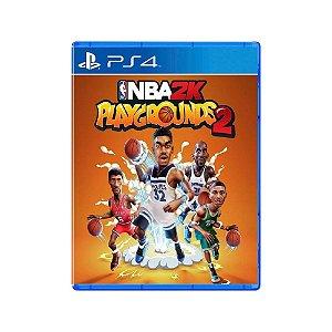 NBA 2K Playgrounds 2 - Usado - PS4