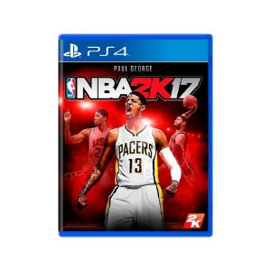 NBA 2K17 - Usado - PS4