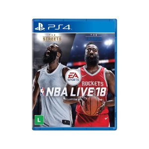 NBA Live 18 - Usado - PS4