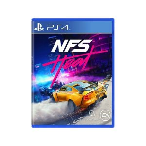 Need for Speed Heat - Usado - PS4