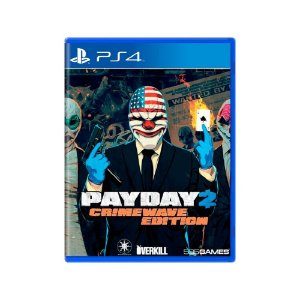 Payday 2 (Crimewave Edition) - Usado - PS4