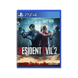 Resident Evil 2 - Usado - PS4