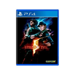 Resident Evil 5 - Usado - PS4