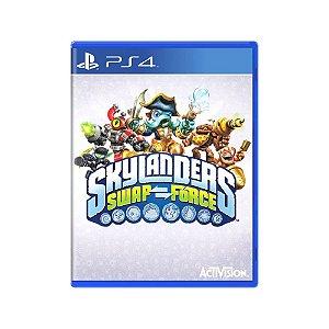Skylanders Swap Force - Usado - PS4