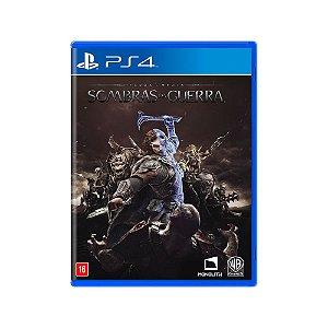 Terra-média: Sombras da Guerra - Usado - PS4