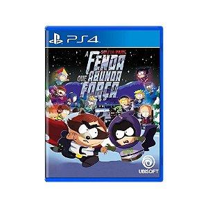 South Park: A Fenda que Abunda Força - Usado - PS4