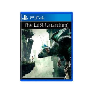 The Last Guardian - Usado - PS4