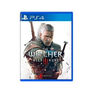 The Witcher 3 Wild Hunt - Usado - PS4