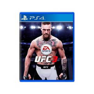 EA Sports UFC 3 - Usado - PS4