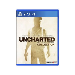 Uncharted The Nathan Drake Collection - Usado - PS4