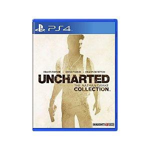 Uncharted The Nathan Drake Collection - Usado - PS4