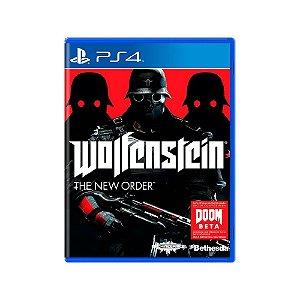 Wolfenstein The New Order - Usado - PS4