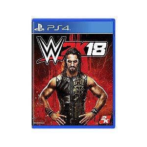 Wwe 2K18 - Usado - PS4