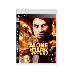 Alone in the Dark Inferno - Usado - PS3
