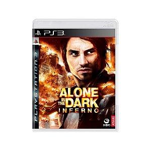 Alone in the Dark Inferno - Usado - PS3