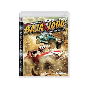 Baja 1000 The Official Game - Usado - PS3