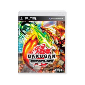 Bakugan Defenders of The Core - Usado - PS3