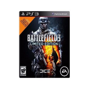 Battlefield 3 (Limited Edition) - Usado - PS3