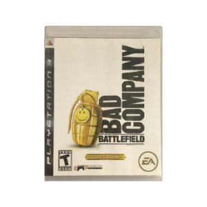 Battlefield Bad Company (Gold Edition) - Usado - PS3