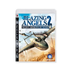 Blazing Angels 2 Secret Missions of WWII - Usado - PS3