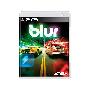 Blur - Usado - PS3