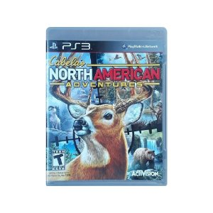 Cabela's North American Adventures - Usado - PS3
