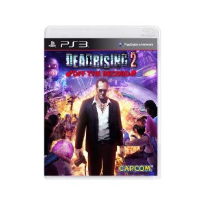 Dead Rising 2 Off the Record - Usado - PS3