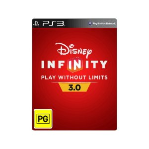 Disney Infinity 3.0 Play Without Limits - Usado - PS3