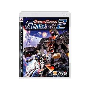 Dynasty Warriors Gundam 2 - Usado - PS3
