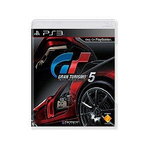 Gran Turismo 5 + Apex Magazine - Usado - PS3