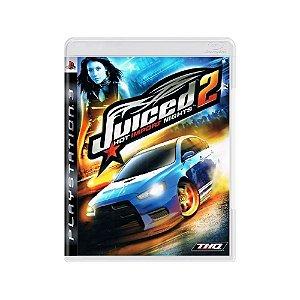 Juiced 2 Hot Import Nights - Usado - PS3