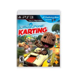 LittleBigPlanet Karting - Usado - PS3