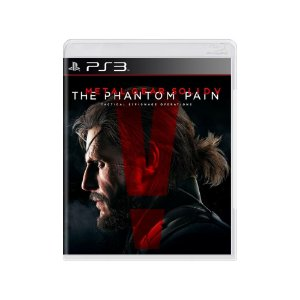 Metal Gear Solid V The Phantom Pain - Usado - PS3