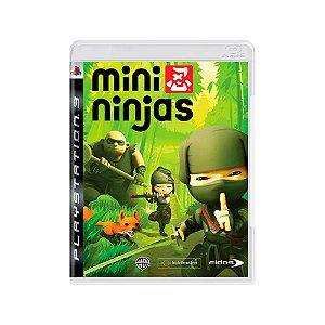 Mini Ninjas - Usado - PS3