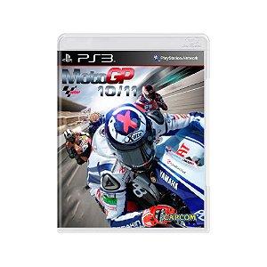 Moto GP 10/11 - Usado - PS3