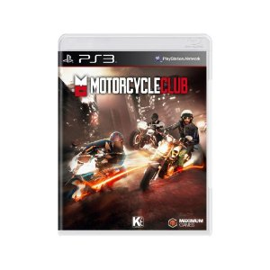 Motorcycle Club - Usado - PS3