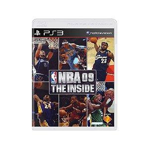NBA 09 The Inside - Usado - PS3