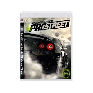 Need for Speed Pro Street - Usado - PS3