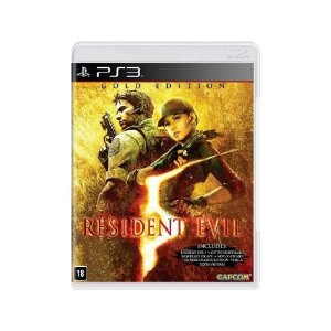 Resident Evil 5 Gold Edition - Usado - PS3