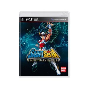 Saint Seiya Sanctuary Battle - Usado - PS3