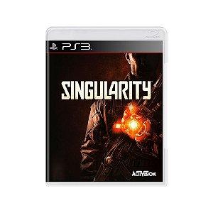 Singularity - Usado - PS3