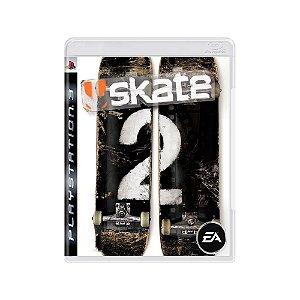 Skate 2 - Usado - PS3