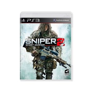 Sniper Ghost Warrior 2 - Usado - PS3